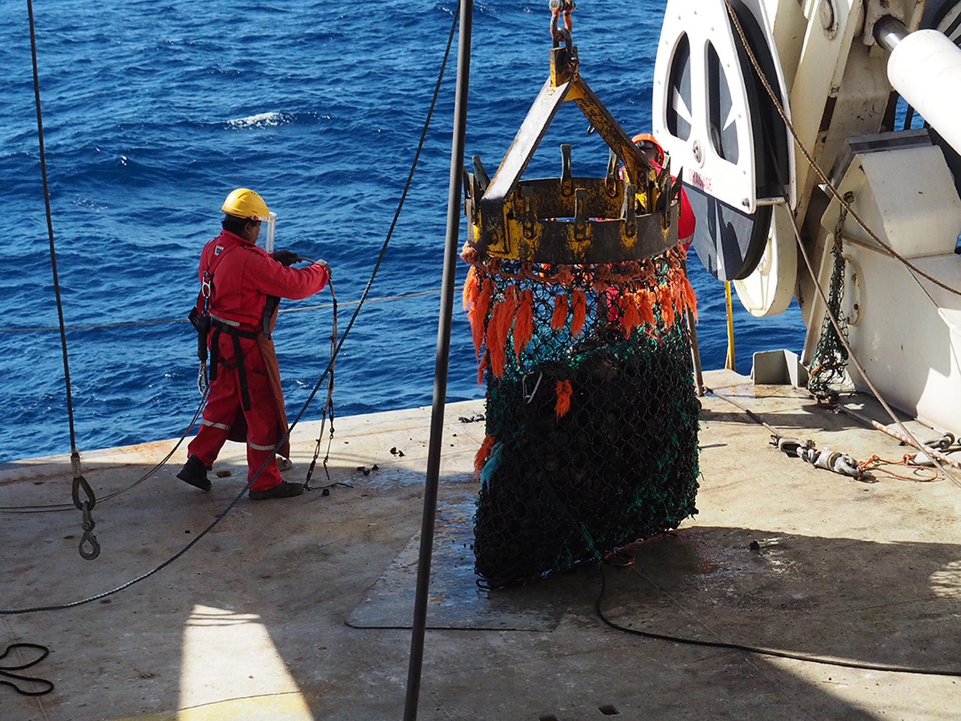 MAYOBS2 oceanographic campaign in Mayotte to study the new underwater volcano