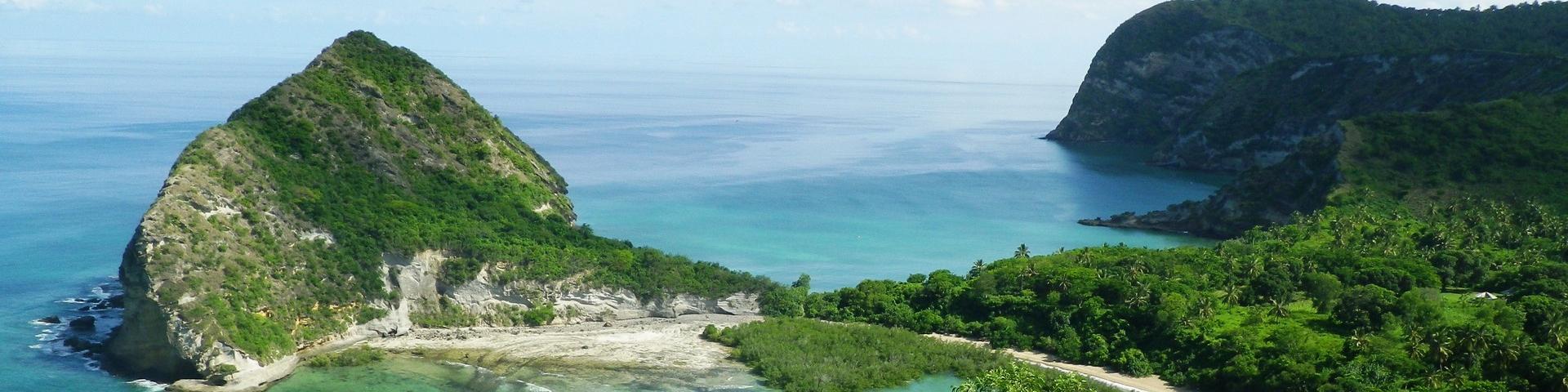 Cratères de Moya, Mayotte