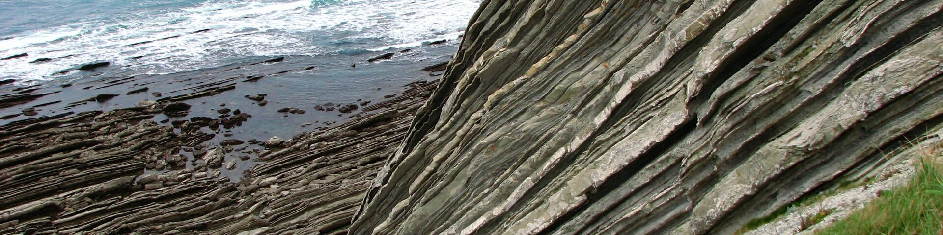 Alternances marno-calcaires, Pyrénées-Atlantiques