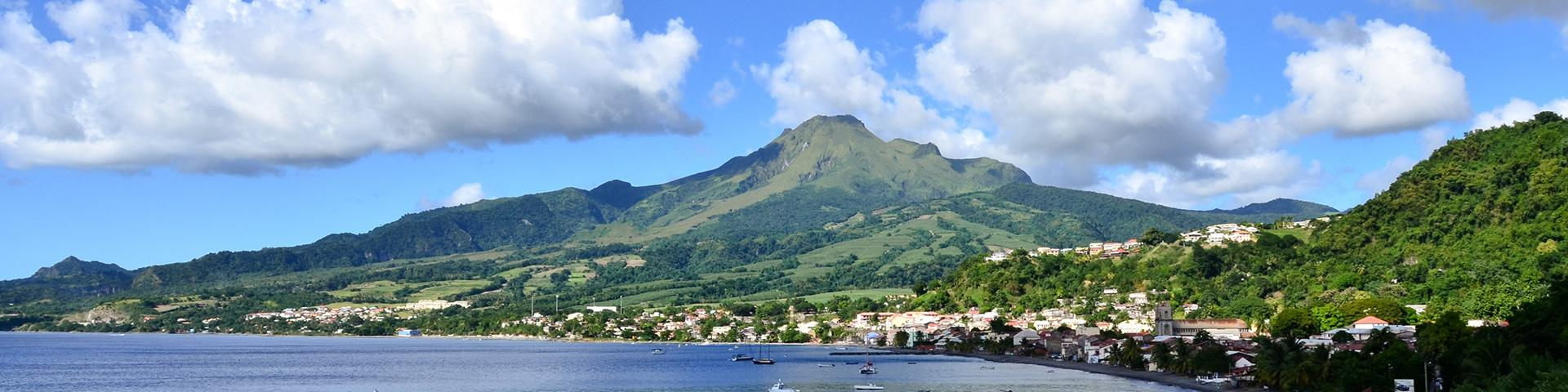 Baie de Saint Pierre, Martinique
