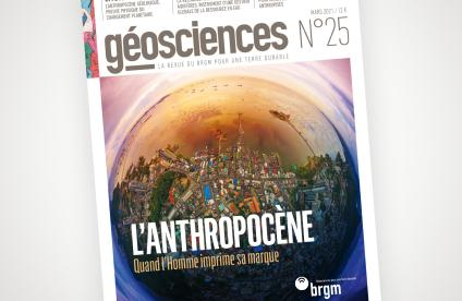 Cover of Issue 25 of the Géosciences journal