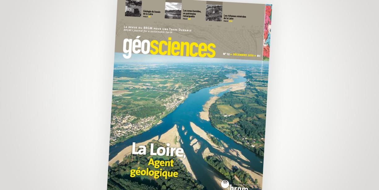 Cover of Issue 12 of the Géosciences journal