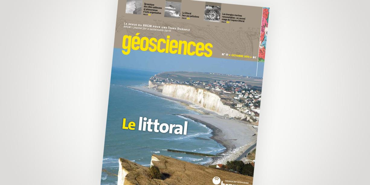 Cover of Issue 17 of the Géosciences journal