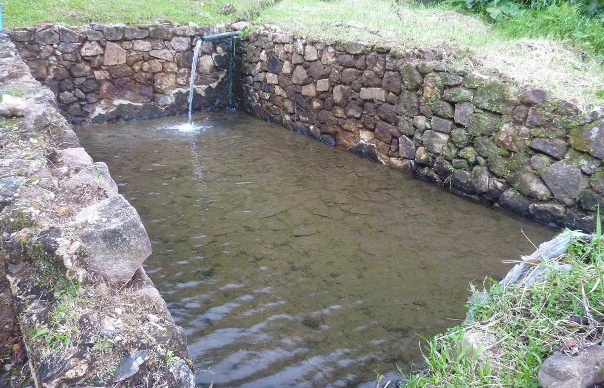 Source Matouba Eaux Vives